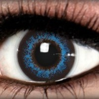 Cherry Blue - Cherry - Colored Contacts by ExtremeSFX