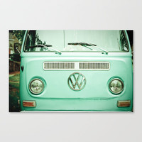 Summer of Love Stretched Canvas by Olivia Joy StClaire