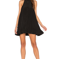Assali Glass Dress in Black | REVOLVE