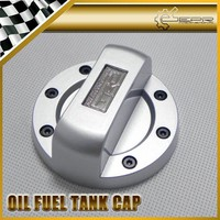 For Toyota TRD Fuel Tank Cap Cover For SCION FRS 86 GT 2011 - 2013 JDM
