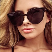 Quay Black Game On Sunglasses