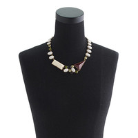 LULU FROST FOR J.CREW GEOMETRIC SHAPES NECKLACE