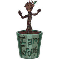 Guardians Of The Galaxy Iron-On Patch Baby Groot