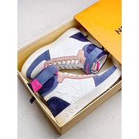 Louis Vuitton LV High-top sneakers