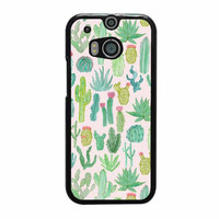 cactus pattern case for htc one m8 m9 xperia ipod touch nexus