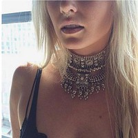 Candy Crush Choker Necklace