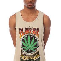 LRG The Plant For a Greener Tomorrow Tank Top in Putty : Karmaloop.com - Global Concrete Culture