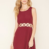 Contemporary Cutout-Waist Dress