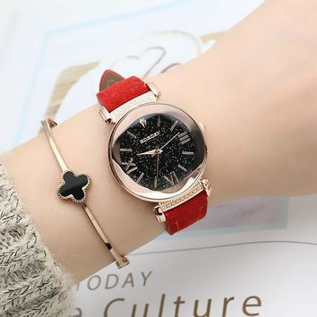 Women's Casual Dress Quartz Watch