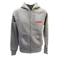 The Wanted (Word Of Mouth) Grey Hoodie at Officialmerchshop.com