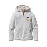 Patagonia Women's Re-Tool Fleece Hoody