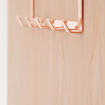 Minimal Over-The-Door Hook | Urban Outfitters