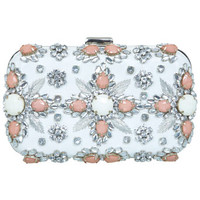 Flower Embellished Hardcase - Accessories - New In