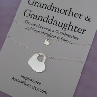 Grandmother Mother Daughter Jewelry. Grandma Gift.  GRANDMOTHER of the bride Gift. Birthday gift for her. Family tree necklace