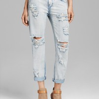 One Teaspoon Jeans - Awesome Baggies in Fiasco