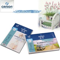 French Canson Water-soluble Book Paper 10 Pages For Drawing Painting Watercolor Painting Book Art Supplies