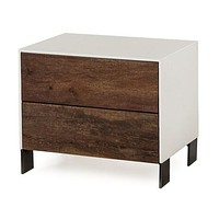 Cardosa 2-Drawer Nightstand