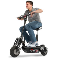 The 26 MPH Electric Scooter