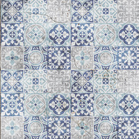 Tile Pattern Removable Wallpaper