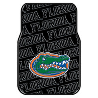 Florida Gators NCAA Car Front Floor Mats (2 Front) (17x25)