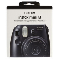Fujifilm Instax™ Mini 8 Camera, Black