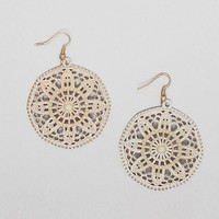 Women's Floral Earring