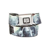 The Walking Dead Zombies Seat Belt Belt | Hot Topic
