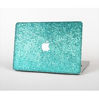 The Turquoise Mosaic Tiled Skin Set for the Apple MacBook Air 11""