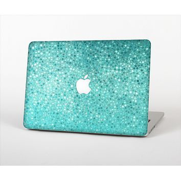 """The Turquoise Mosaic Tiled Skin Set for the Apple MacBook Air 11"""""""