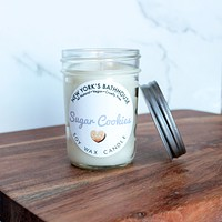 Sugar Cookies Soy Wax Candle