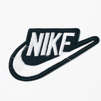 Nike Patches 8x4.9 Cm Sew/iron on Patch to Cloth, Jacket, Jean, Cap, T-shirt and Etc.