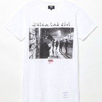 Vandal Watch The Riot 5.0 T-Shirt - Mens Tee - White