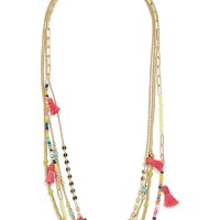 BaubleBar Rida Layered Chain Necklace | Nordstrom