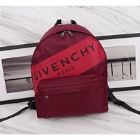 Givenchy Men women Couple Shoulder Bag  Lightwight Backpack Womens Mens Bag Travel Bags