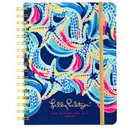2016-2017 Large Agenda - Ocean Jewels   Lilly Pulitzer