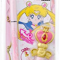Sailor Moon Miracle Romance Liquid Eye Liner Spiral Heart Moon Rod (Black)
