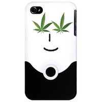 Pot Head Emote iPhone Case> The Pot Head Emote> 420 Gear Stop