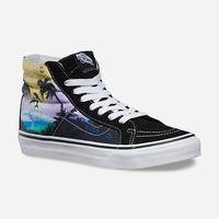VANS Dolphin Beach SK8-Hi Slim Womens Shoes | Sneakers