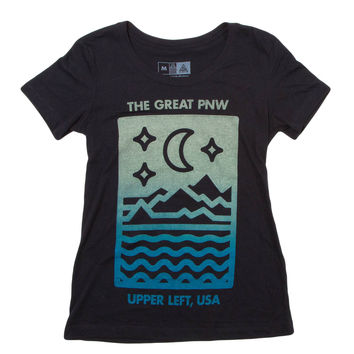 Night Hike Women's Tee