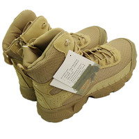 Men's Special Forces Combat Boots Winter Tactical Boots Desert Hiking Shoes High-Wear-Resistant Shoes