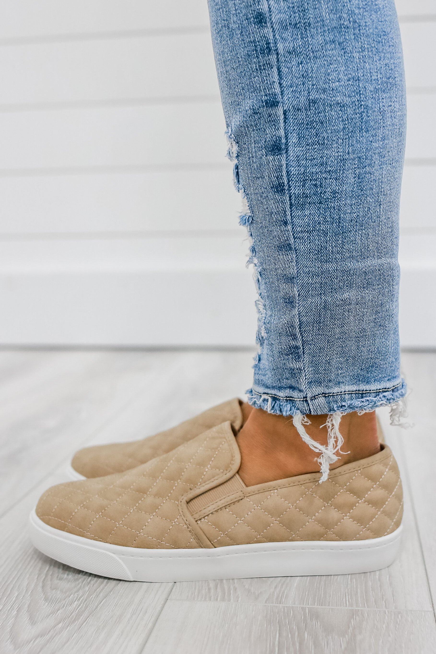 Image of Cova Sneakers - Taupe