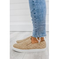 Cova Sneakers - Taupe