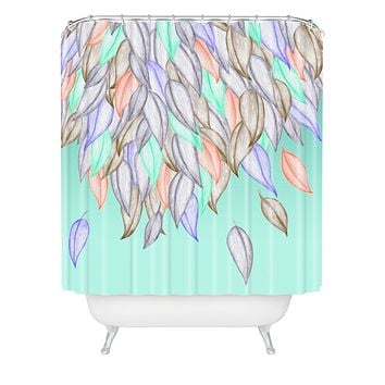 Jacqueline Maldonado A Different Nature 1 Shower Curtain