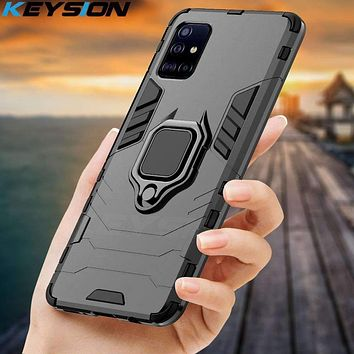 Shockproof Case for Samsung A51 A71 A31 A52 A72 Phone Cover for Galaxy S20 Ultra S10 Lite Note 10 Plus A50 A70 A12 A21S