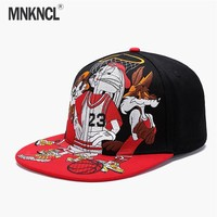 Trendy Winter Jacket MNKNCL 2018 New Digital 23 Baseball Cap Hip Hop Snapback Hat Simple Classic Caps Flat Bill Baseball Cap Jordan AT_92_12