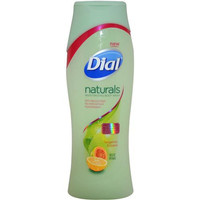 Unisex Dial Naturals Moisturizing Body Wash Tangerine and Guava Body Wash