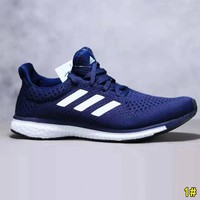 Adidas Ultraboost Reflective Series Trending Women Men Breathable Sport Running Shoes Sneakers 1#