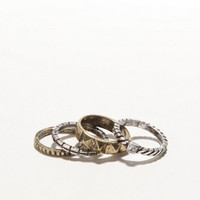 With Love From CA Stackable Stud Rings at PacSun.com