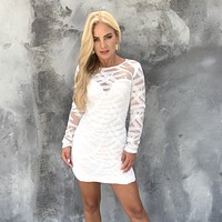 Glam It Up Sequin Bodycon Dress