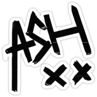 ASH XX T-Shirt/Sticker T-Shirts & Hoodies